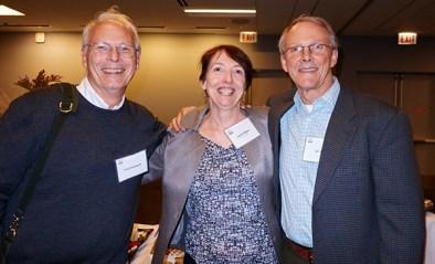Tony Kossiakoff, Lynne Regan and Jim Wells