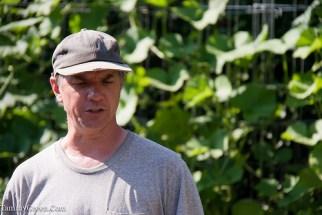Bill Shores | Rick Bayless Gardener