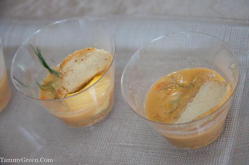 Saffron Fish Soup | Cafe des Architectes