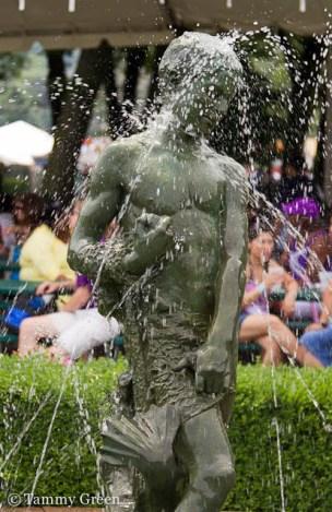 Fountain | Taste of Chicago