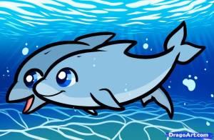 Swim Whisperer Dolphin