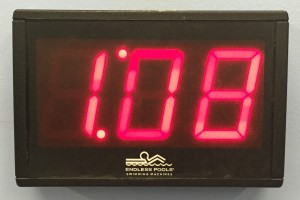 Watch Your Pace on the clocks at Chicago Blue Dolphins Swim Studio