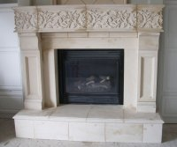Phoenix Cast Stone Fireplace Mantels | AZ | NJ