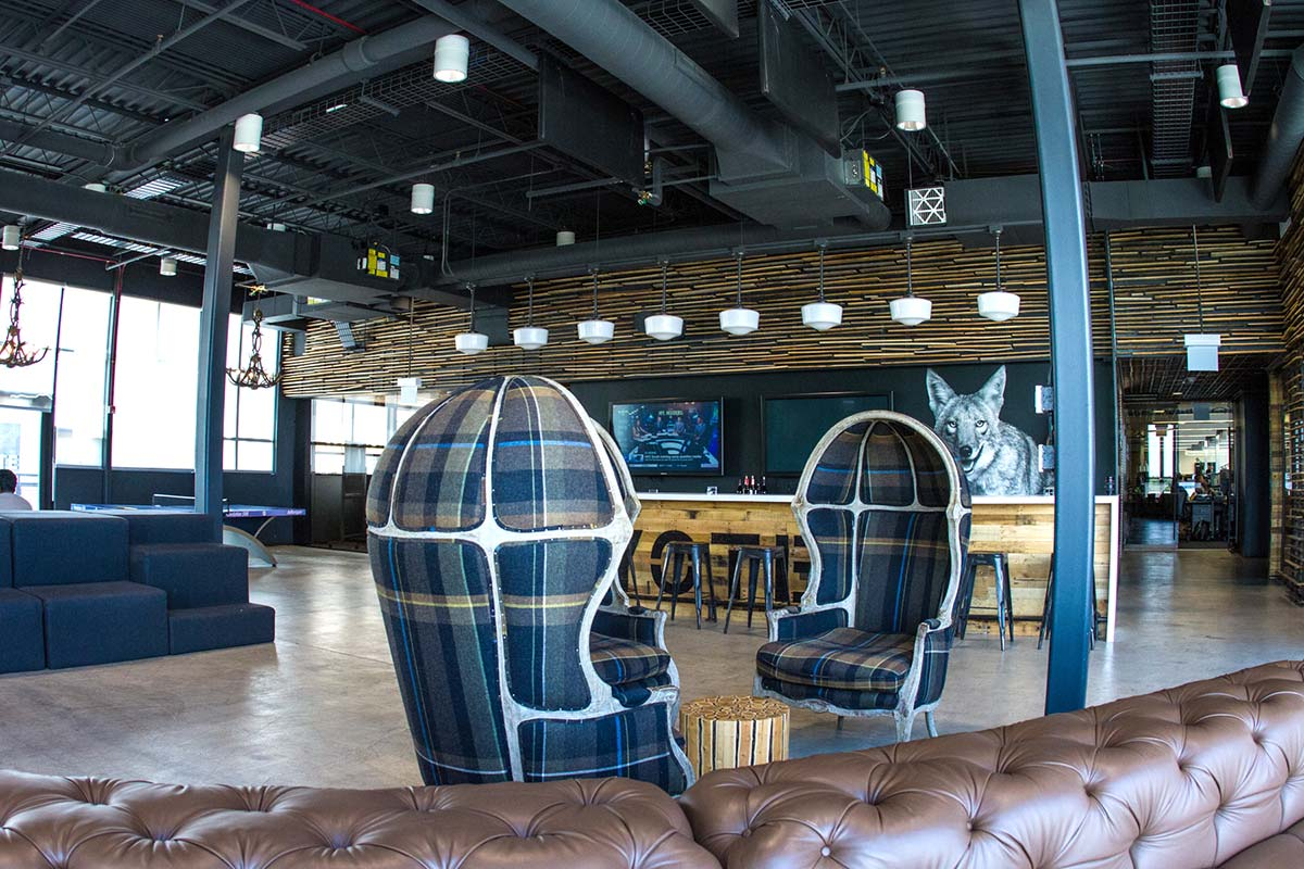 Chicagos Coolest Offices 2015  Crains Chicago Business