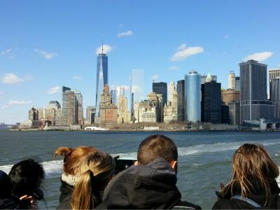 New One World Trade Center in Skyline