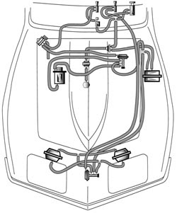 77 Corvette Windshield Wiper Wiring Diagram. Corvette