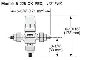 2 Handle Shower Valve Rough In Electronic Shower Valve