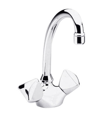 grohe kitchen faucet replacement parts aid cooktop classic - 31 054 dual handle high profile