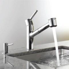 Kohler Brass Kitchen Faucet Fan For Exhaust Kwc - 10.211.033.127 Luna Single Handle Pull-out ...