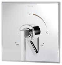 Symmons S-3600TS Shower Valve Only