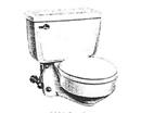 American Standard Genuine Replacement Toilet Parts