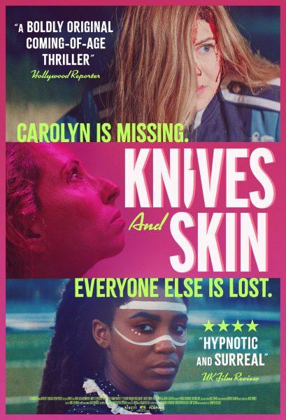 Knives & Skin Movie Poster