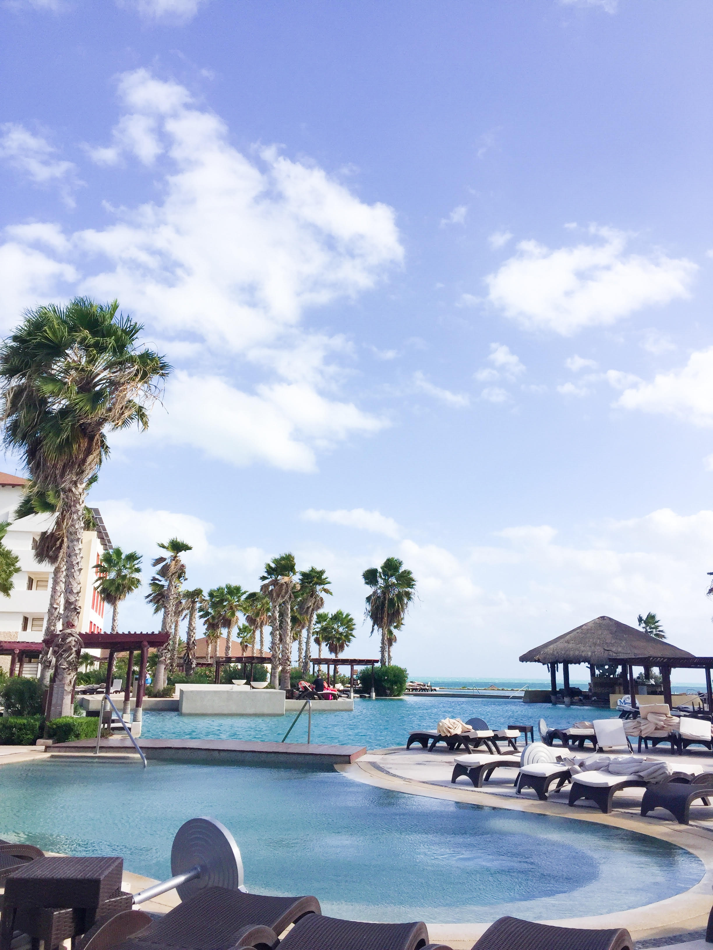 Infinity Pool Chicago travel cancun mexico recap chicago food