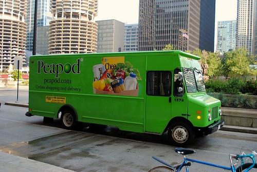 peapod-truck