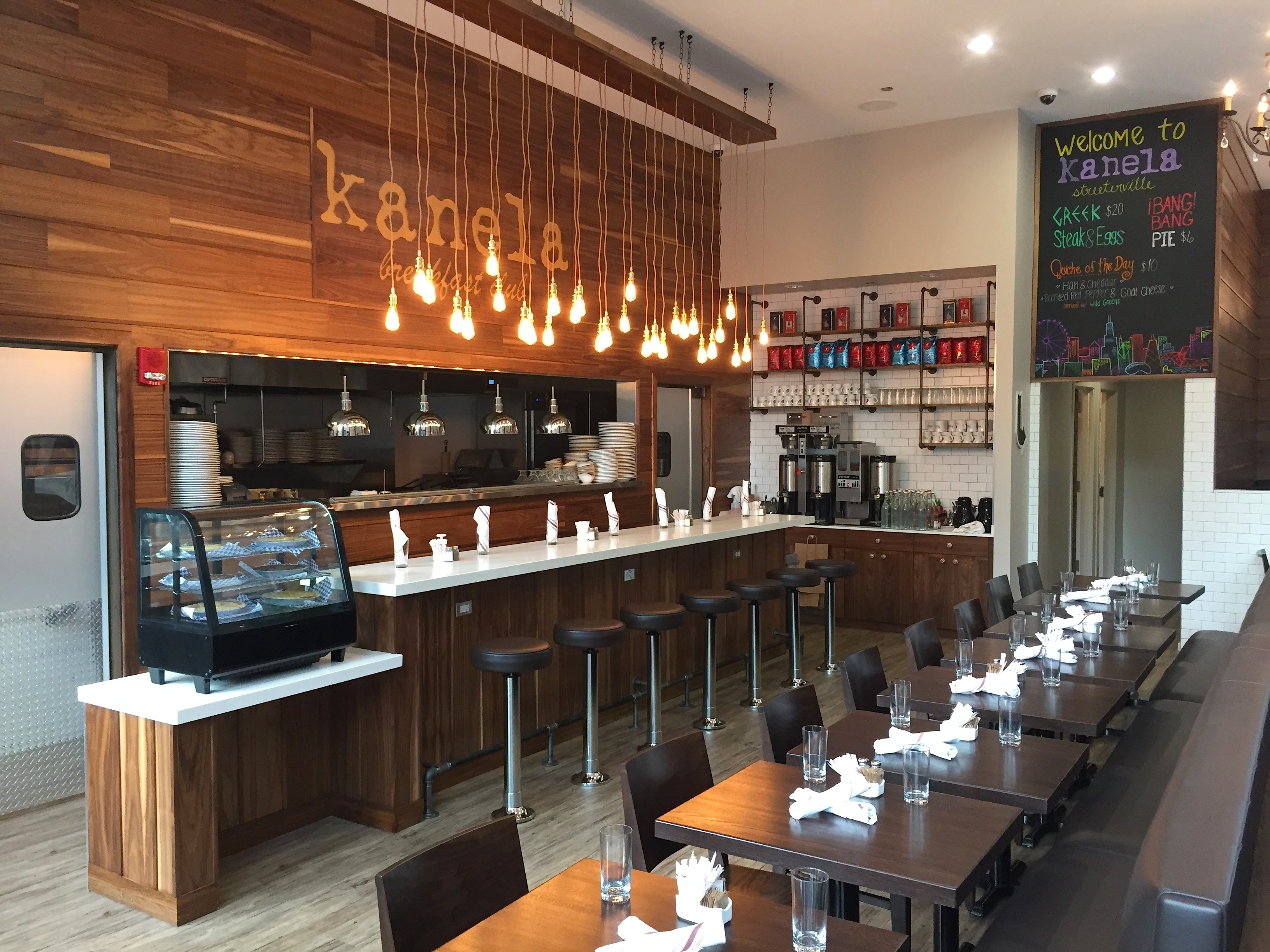 Kanela Breakfast Club Opens in Streeterville  Chicago Food Magazine