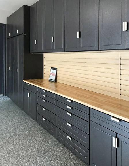 Garage Storage Cabinets Chicago Il Garage Organization Naperville