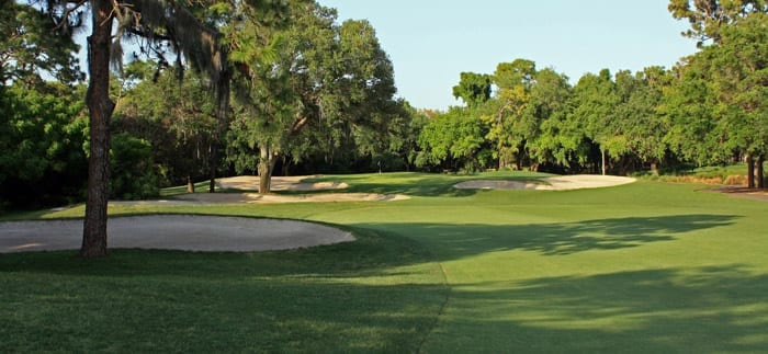17th Hole on the North Course