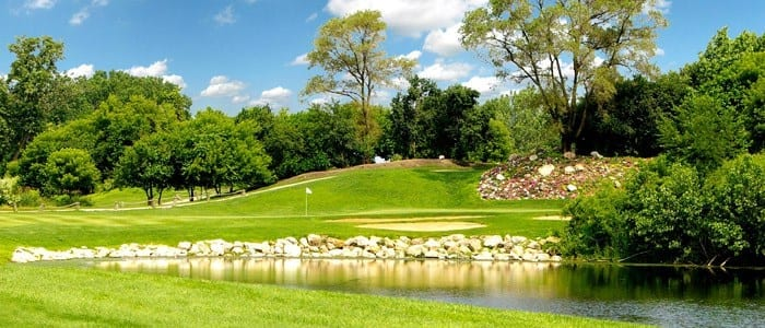Water's Edge Golf Club - 11th Hole