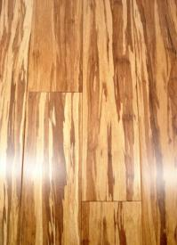 LW Mountain Hardwood Floors Solid Prefinished Tiger Strand ...