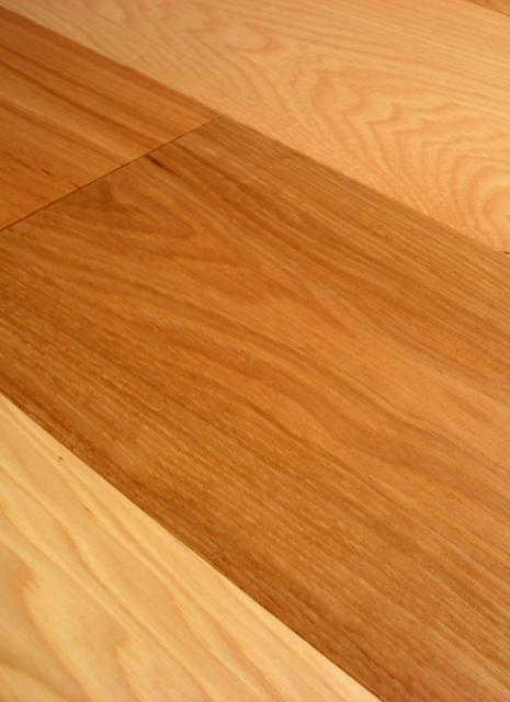 Owens Flooring 5 Inch Hickory 1 Common and Better Grade Prefinished Engineered Hardwood