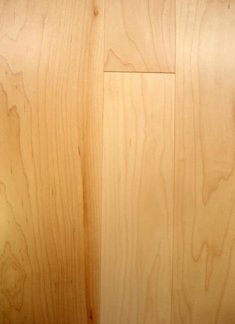 Owens Flooring 5 Inch Hard Maple Select White Grade