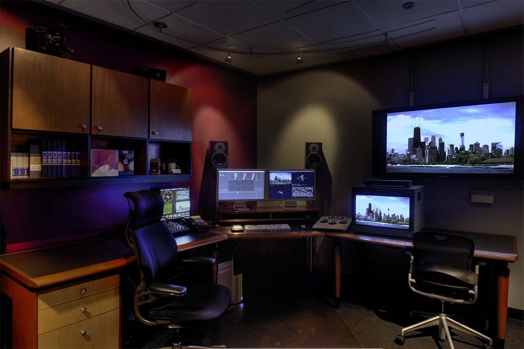 PostProduction Facilities  Capabilities  Chicago HD