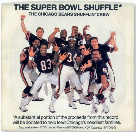 "The Chicago Bears' ""The Super Bowl Shuffle"""