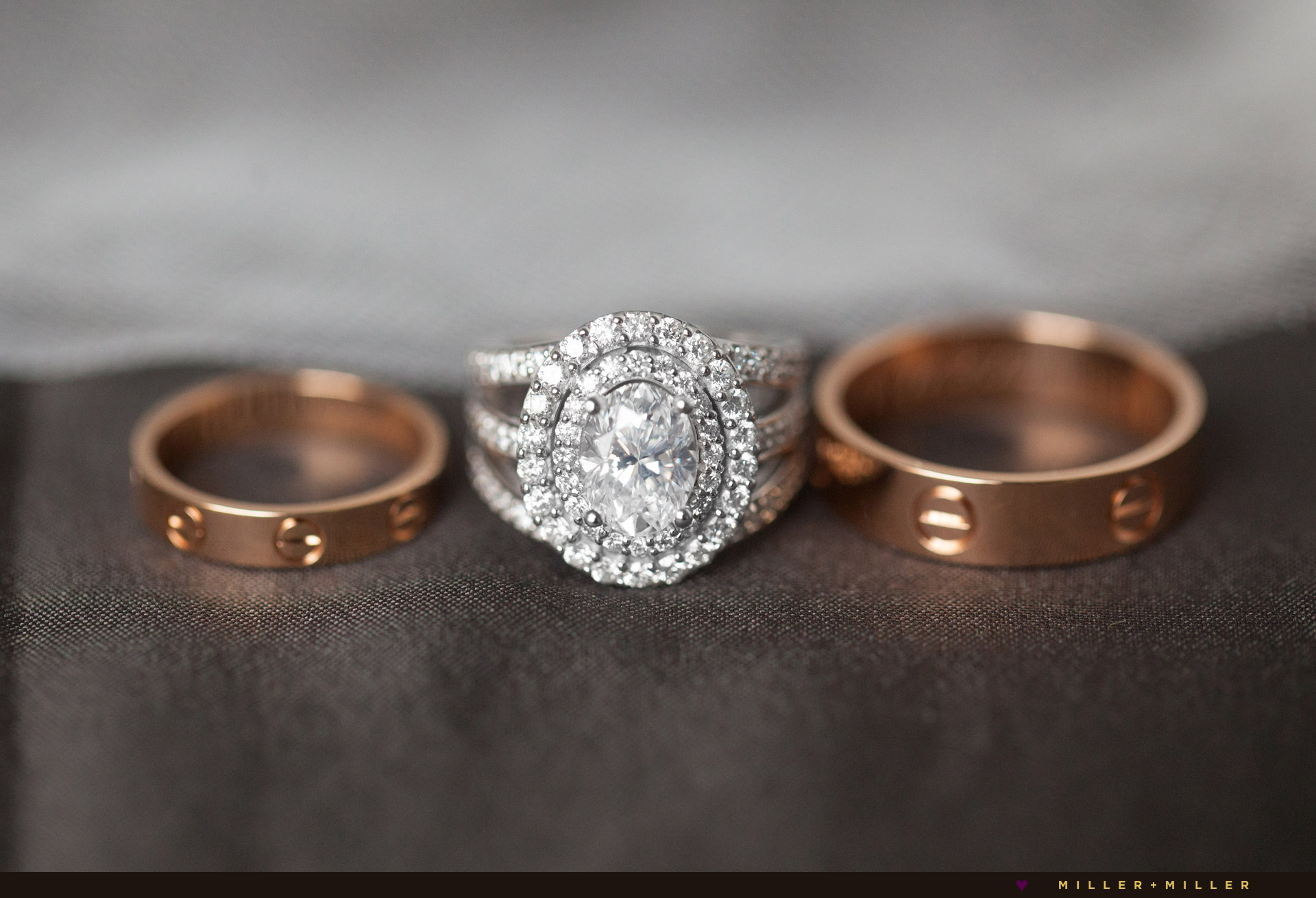 Cartier love ring pink gold wedding bands Archives