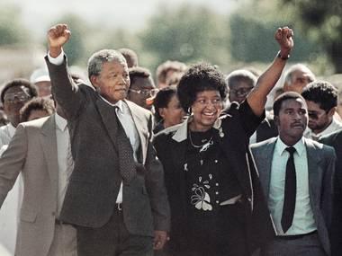 مانديلا: النضال من أجل الحرية