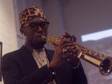 سلسلة موسيقى الجاز في شارع «فولتون»