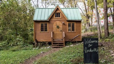 Dreamy Tiny House Cottage in Nashville، تينيسي