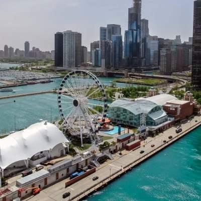 بالألعاب النارية: الرصيف البحري يحتفل بعودة الافتتاح التدريجي بعد إغلاقه الأطول