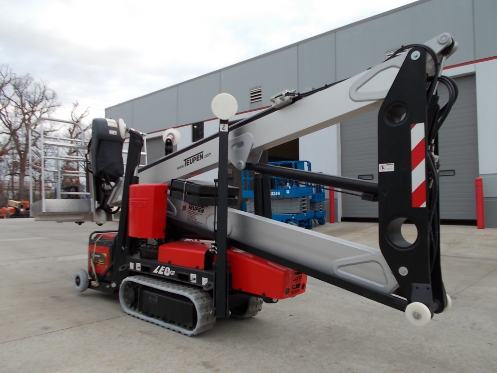 hight resolution of new used teupen aerial lifts for sale