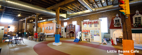 Indoor Play Cafes And Play Spaces