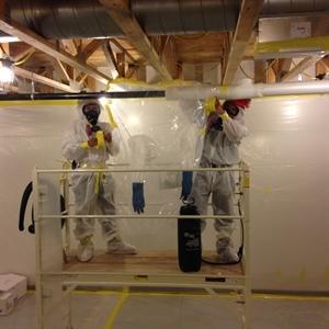 Asbestos Abatement Worker Training IAS  LiUNA Chicagoland Laborers District Council Training