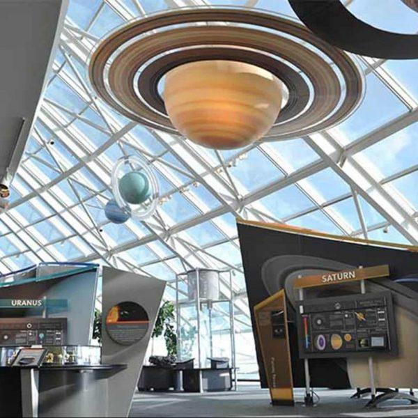 Adler Planetarium Chicago Inside