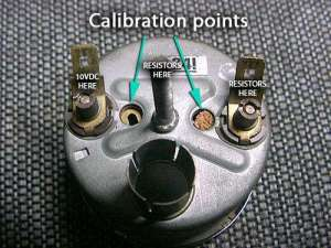 Smiths Temp Gauge Wiring  Problems, Questions and