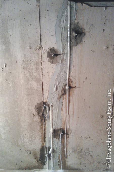 Leak Repair Chicagoland Spray Foam