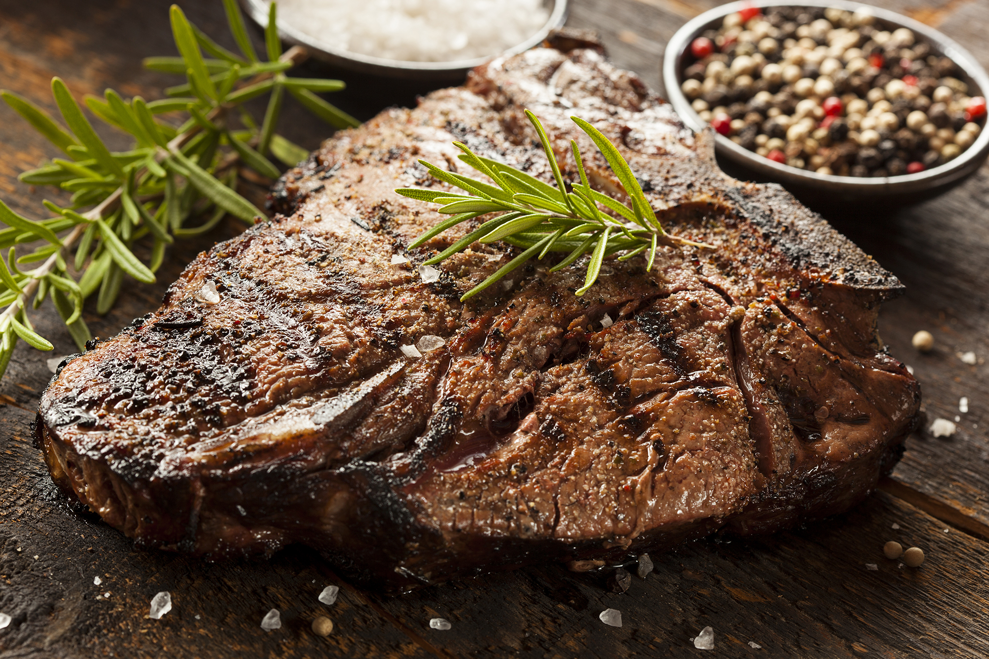 Porterhouse Steak Chicago Meat Authority