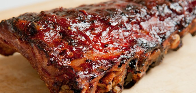 Blue Plate Buffet Style Pork Ribs - Chicago Meat Authority