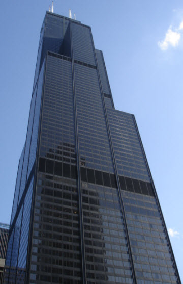 Homes Near Willis Tower  Chicago Metro Area Real Estate