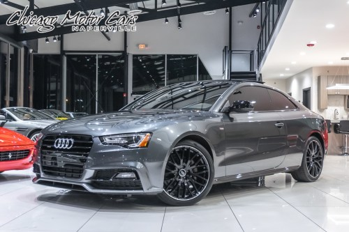 small resolution of  used 2017 audi a5 sport coupe black optic
