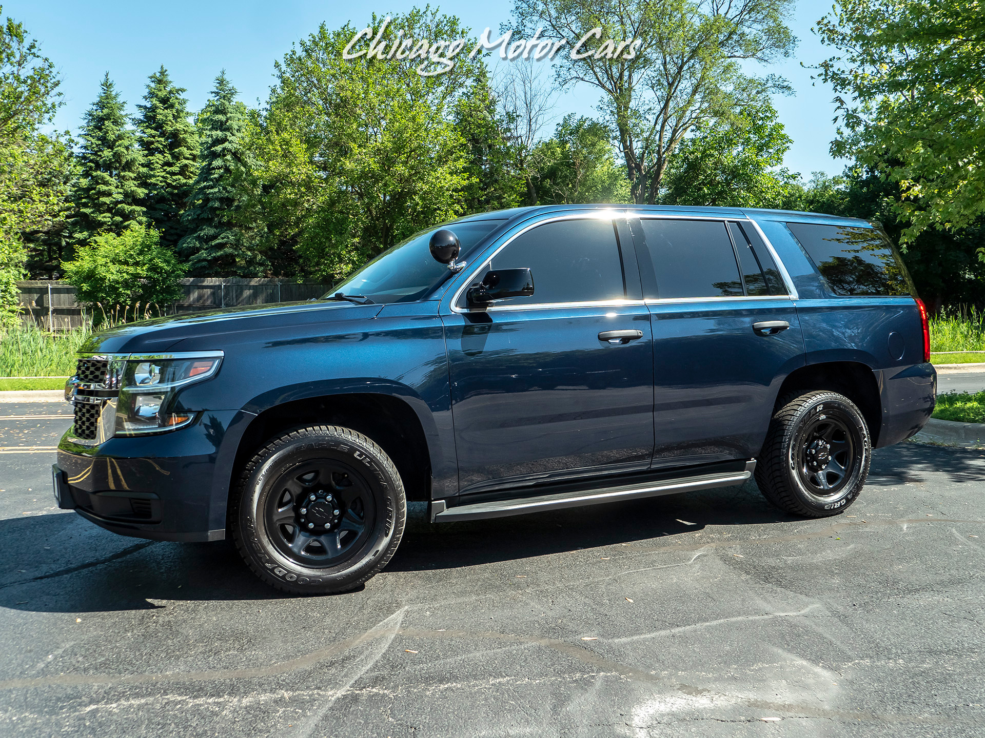 hight resolution of  used 2015 chevrolet tahoe police