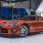 Used 2006 Dodge Viper Srt 10 Coupe Copperhead 1 Of 52 Produced For Sale Special Pricing Chicago Motor Cars Stock 16181a