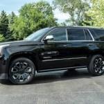 Used 2019 Gmc Yukon Denali Ultimate Black Edition For Sale 64 800 Chicago Motor Cars Stock 16233