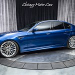 Used 2018 Bmw M5 Sedan Original Msrp 121k Hre Performance Wheels For Sale Special Pricing Chicago Motor Cars Stock 17021