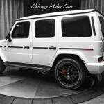 Used 2020 Mercedes Benz G63 Amg 4 Matic Suv Amg Night Package Exclusive Package White For Sale Special Pricing Chicago Motor Cars Stock 16930