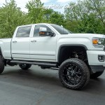 Used 2016 Gmc Sierra 2500hd Denali 2500 Crew Cab Duramax 4x4 7 Inch Lift For Sale Special Pricing Chicago Motor Cars Stock 17114
