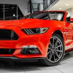 Used 2015 Ford Mustang Gt Premium Convertible 6 Speed Borla Exhaust For Sale 28 800 Chicago Motor Cars Stock F5407379