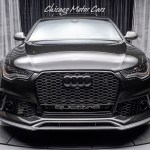 Used 2014 Audi S6 4 0t Quattro Apr Ams Tuned 600hp 600tq 21 Signature Wheels For Sale Special Pricing Chicago Motor Cars Stock 17757